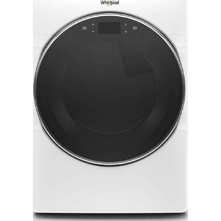 Whirlpool WGD9620HW 27 Inch Smart Front Load Gas Dryer