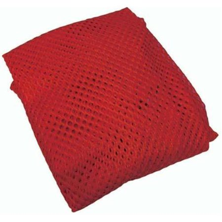 Champion Sports 24x36  Heavy Duty Nylon Mesh Equipment Bag With Drawstring, Red Durable nylon mesh bags include draw string and cord lock. Many features adding convenience and value. Satisfaction ensured. Size: 24  x 36 .Color: Red- SKU: OSBC014P