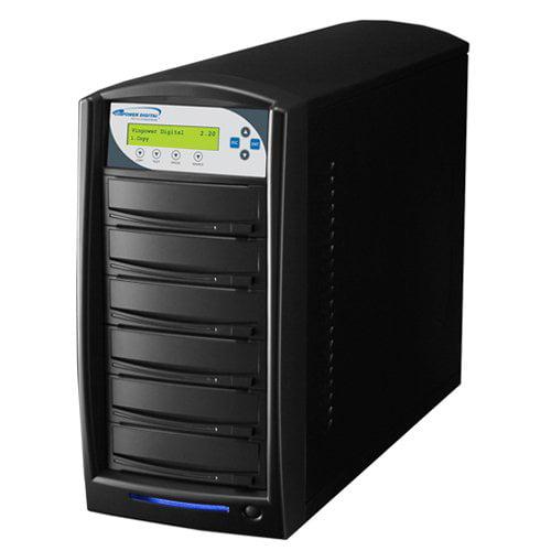 Vinpower Digital SharkCopier Pioneer 20x SATA DVD/CD Tower Duplicator - 1 to 5