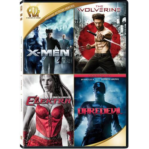 X-Men   The Wolverine   Elektra: Director's Cut   Daredevil: Director's Cut (Widescreen) by