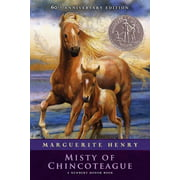 Misty of Chincoteague (Anniversary) (Paperback)