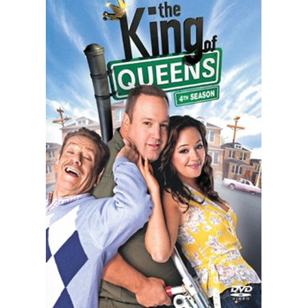 The King Of Queens: 4th Season (DVD)