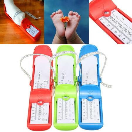 Gauges Kids Infant /& Junior Foot Measure Gauge Shoes Size /& Width Measure Tool