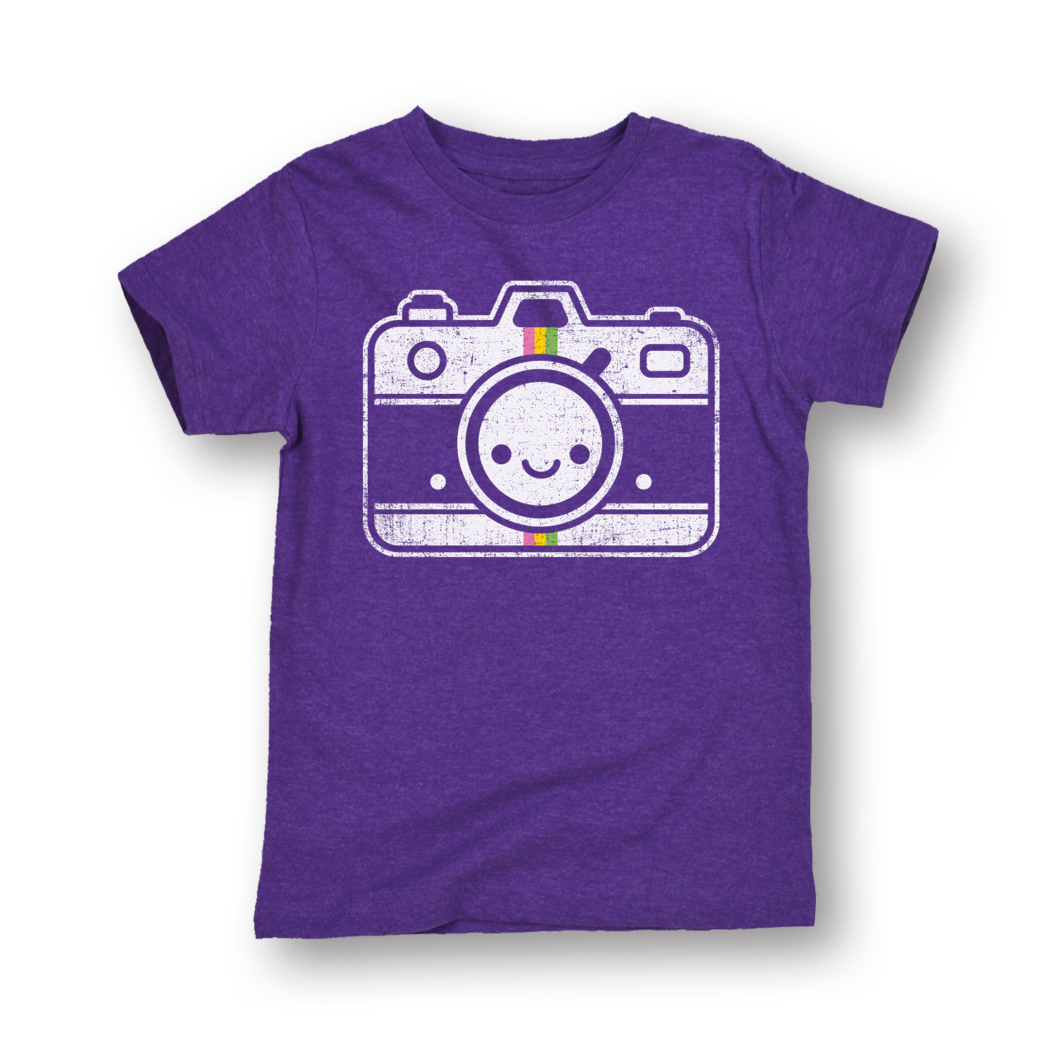 Kawaii Camera-TODDLER SHORT SLEEVE TEE