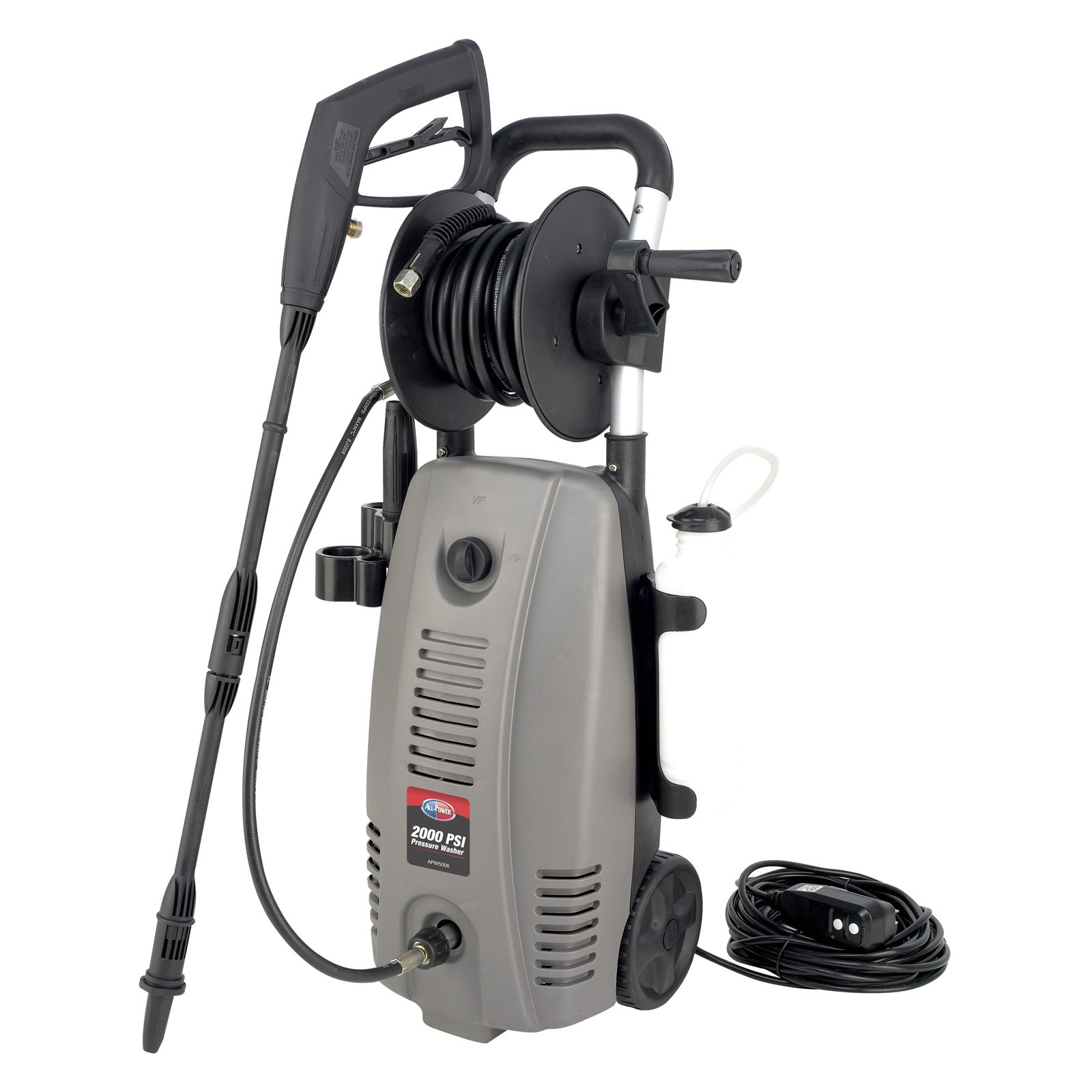 All Power 2000 PSI Electric Pressure Washer