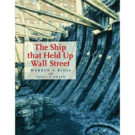 The Ship That Held Up Wall Street: The Ronson Ship Wreck
