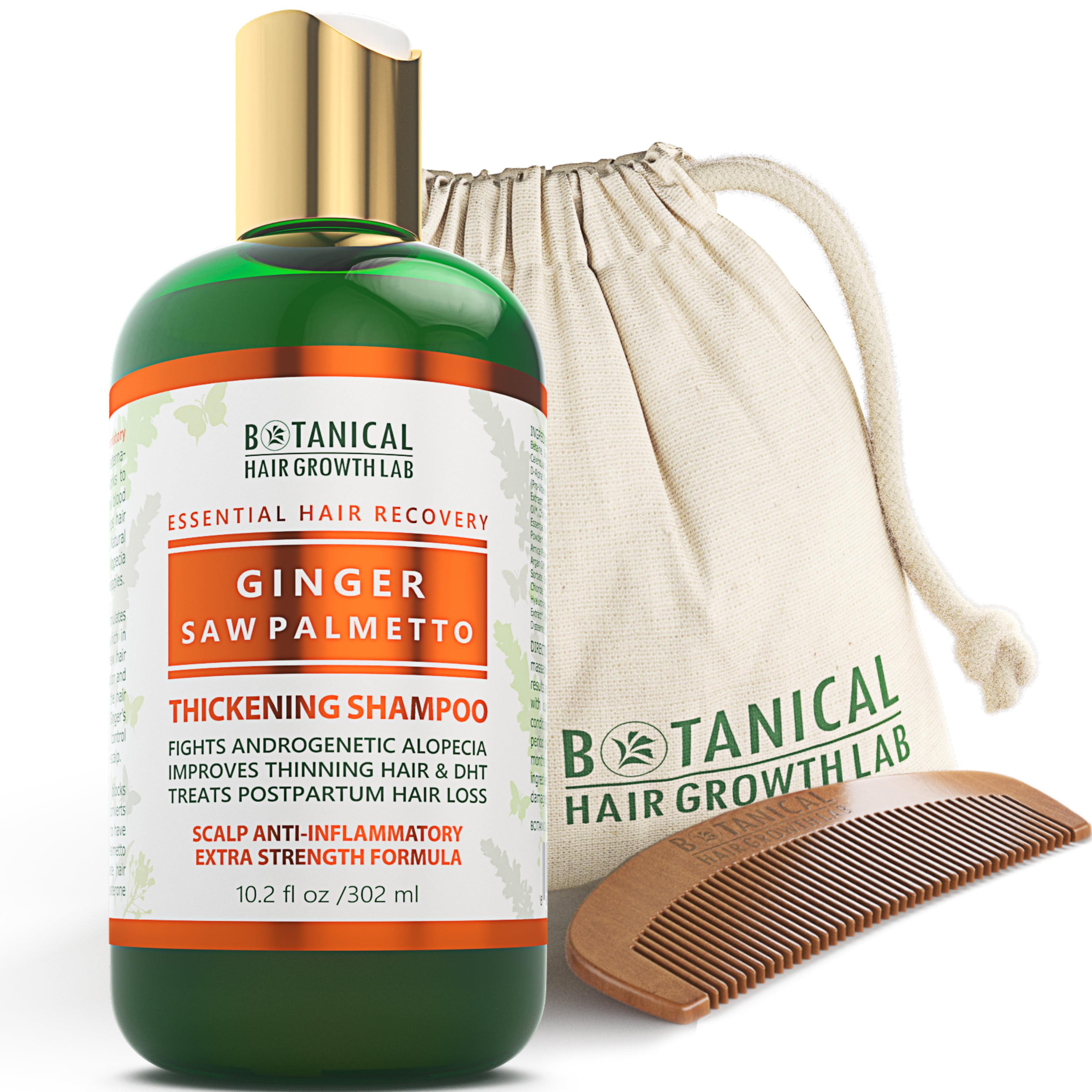 Anti-Hair Loss Shampoo For Hair Growth Ginger - Saw