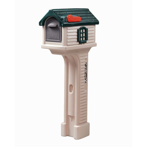 Step2 MailMaster Post Mounted Mailbox by The Step2 Company