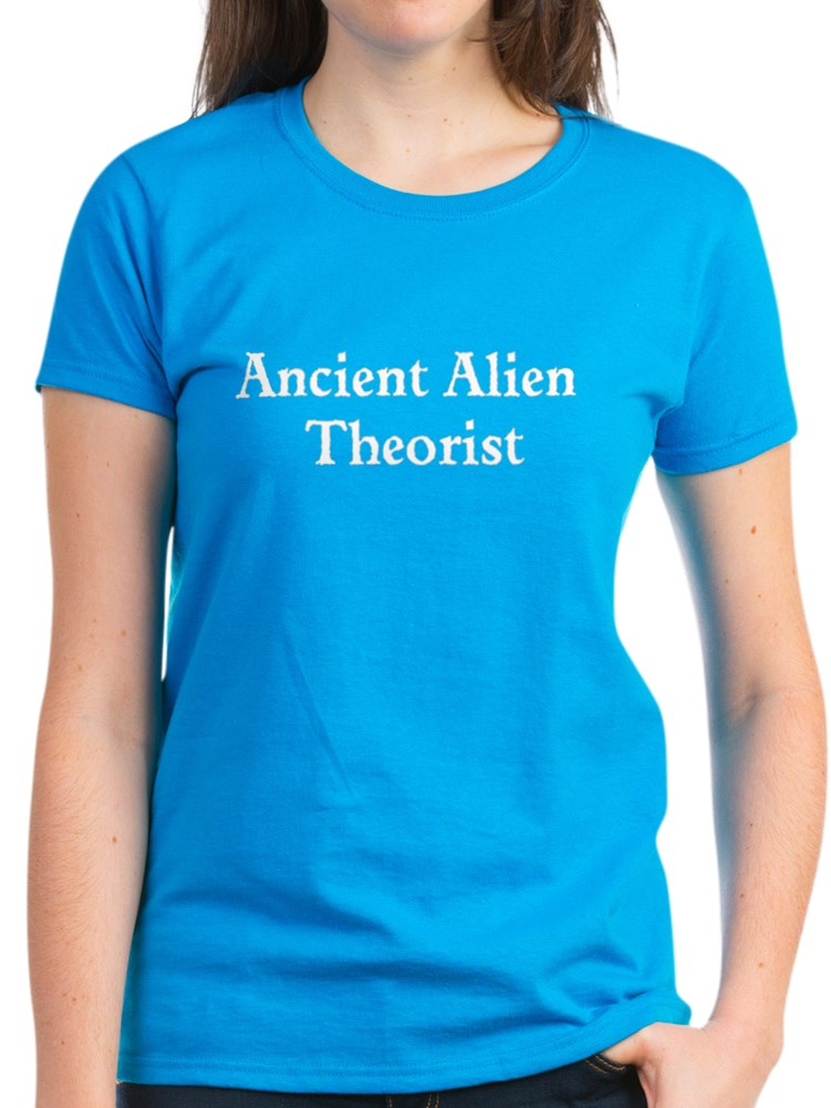CafePress Ancient Alien Theorist Pajama Set