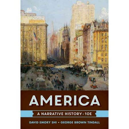America  A Narrative History