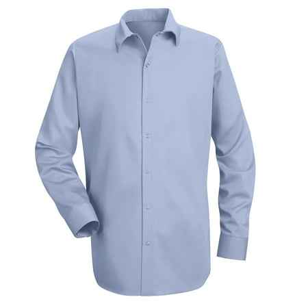 Red Kap Long Sleeve Work Shirt (Red Kap Men's Long Sleeve Specialized Cotton Work Shirt )