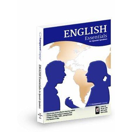 Essentials Spanish Language Learning Program Software And Mp3 Audio Win   Mac