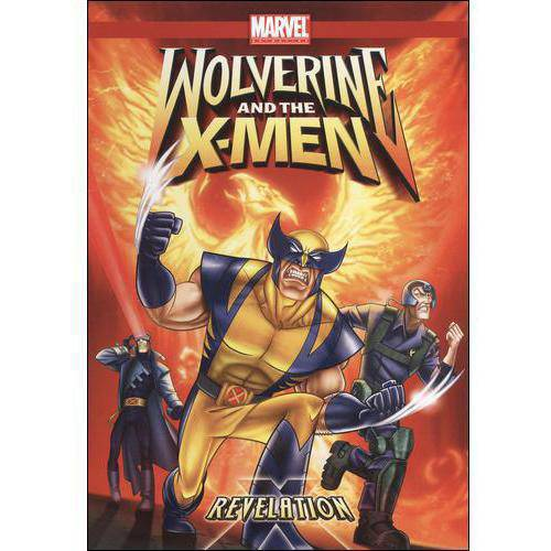Wolverine And The X-Men: Revelation (Widescreen) by LIONS GATE