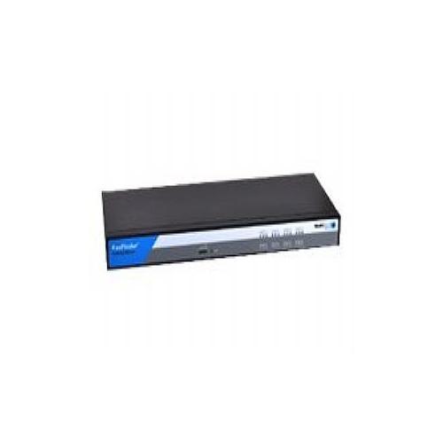 Multi-Tech FaxFinder FF240 - Fax server - 10Mb LAN, 100Mb LAN, GigE - 1 x fax card - 2 analog port(s)