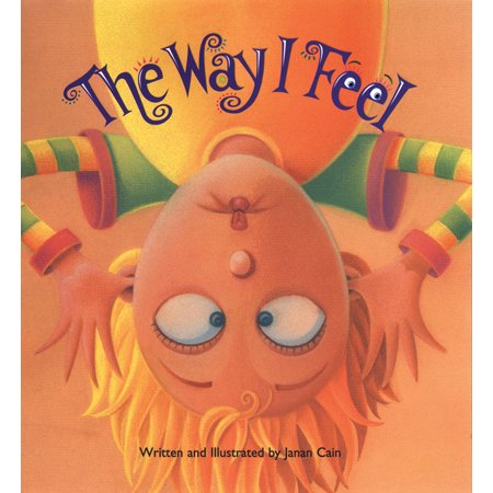 The Way I Feel Board Book (Board Book) (Best Way To Cut Hardie Board Siding)