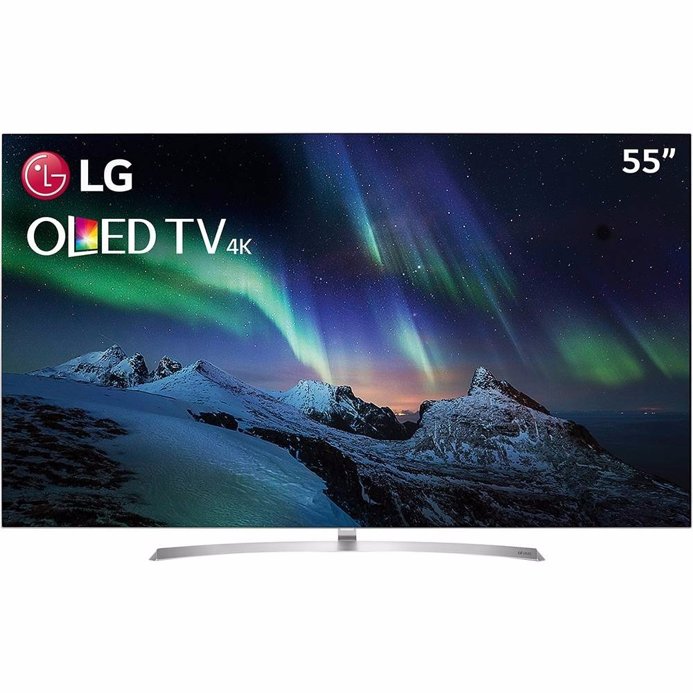 """Refurbished B7 OLED 4K HDR Smart TV - 55"""" Class (OLED55B7P)"""