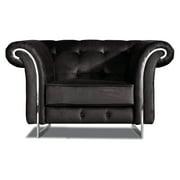 Meridian Furniture Inc Porta Club Chair
