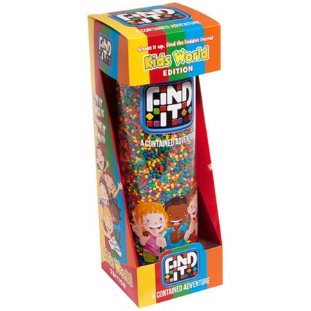 Find It  Kids World Edition