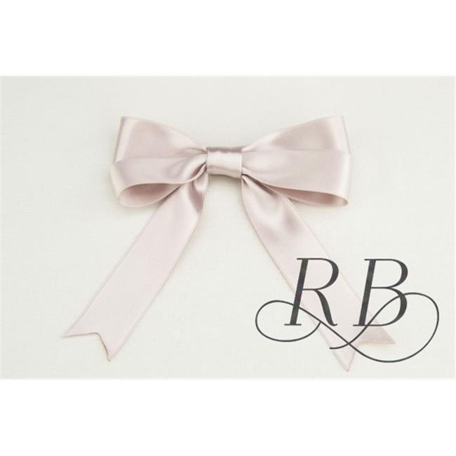 Ribbon Bazaar 6531 1.5 in. Luxious Satin Ribbon, Carmandy - 25 Yards