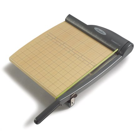 Swingline ClassicCut Pro Guillotine Trimmer, 15 Sheet Capacity (9112A) 12 Sheet Laser Trimmer