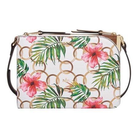 Nine West Mini - Women's Nine West Caden Mini Darcelle A List Crossbody Bag Floral Multi OSFA