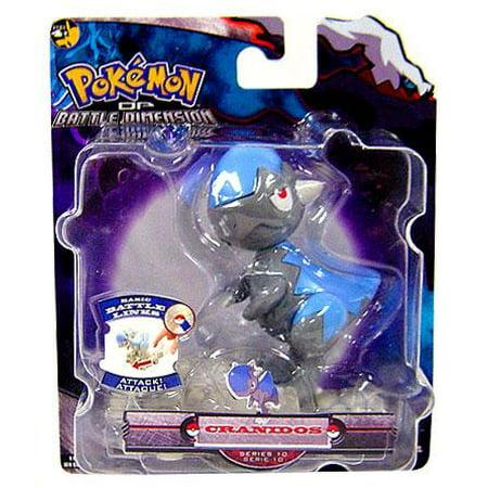 Pokemon Battle Dimension Series 10 Cranidos Action Figure