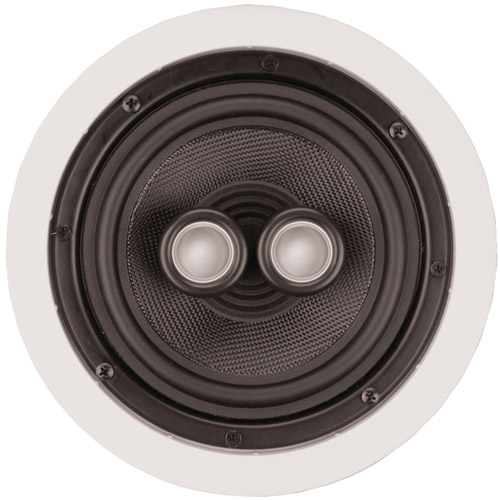 "Architech Prestige PS-611 6.5"" Kevlar Single-Point Stereo Ceiling Speaker"