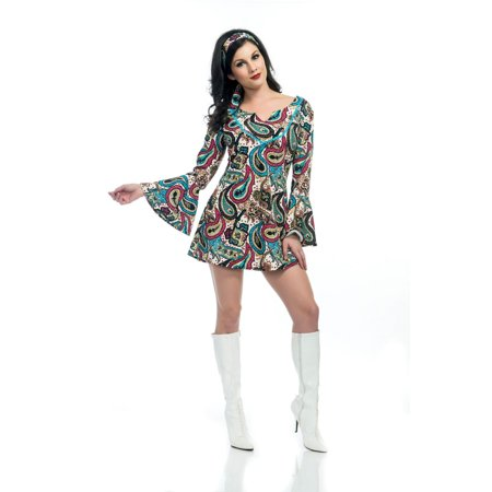 Halloween Classic Disco Adult Costume](Disco Outfit)