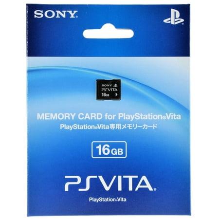 SONY Playstation Vita 16GB Memory Card -