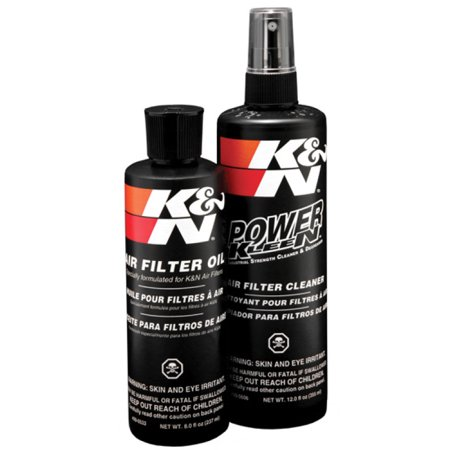 K&N 99-5050 Filter Care Service Kit - Squeeze (Best K&n Cold Air Intake)