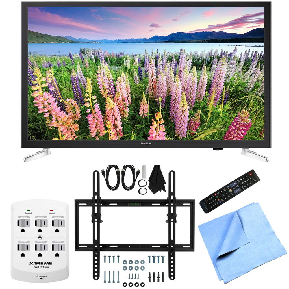 Samsung UN32J5205 - 32-Inch Full HD 1080p Smart LED HDTV ...