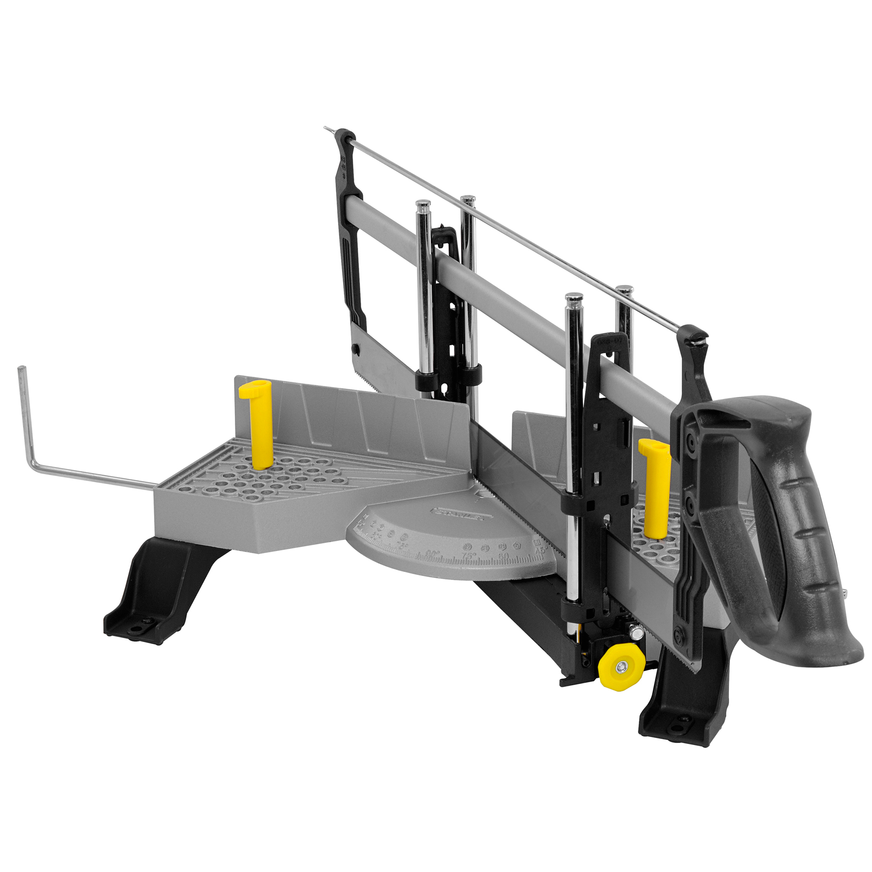 STANLEY 20-800 Contractor Grade Clamping Mitre Box