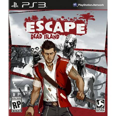 Escape Dead Island, Square Enix, PlayStation 3, 816819011737