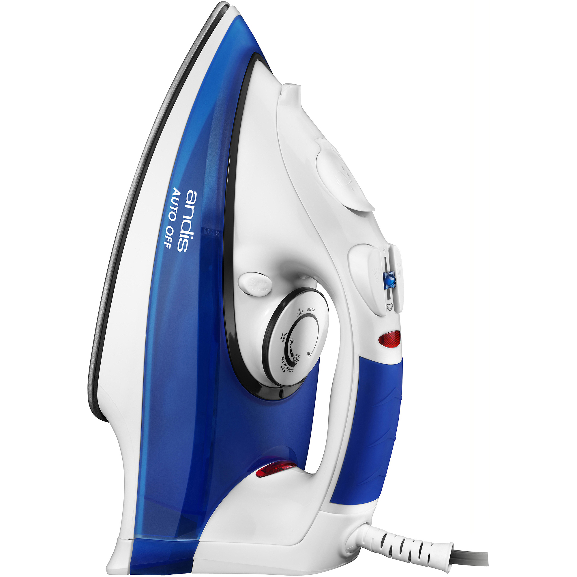 Andis Retractable Cord Steam Iron by Andis