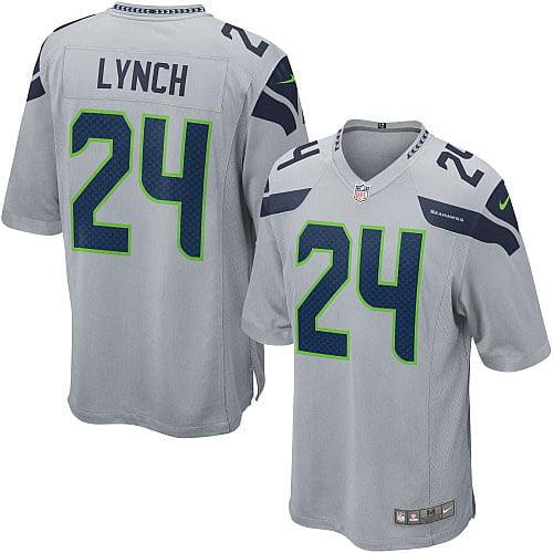 marshawn lynch seahawks jersey