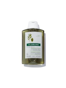 Klorane Shampoo with Essential Olive Extract, 6.7 Oz