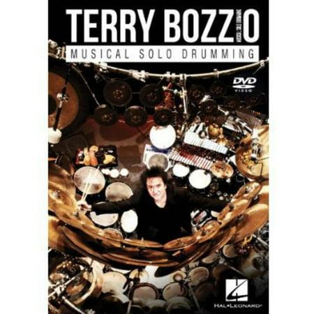 Terry Bozzio-Musical Solo Drumming: Terry Bozzio -