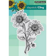 """Penny Black Cling Rubber Stamp, 4"""" x 6"""" Sheet, Sunny Pair"""