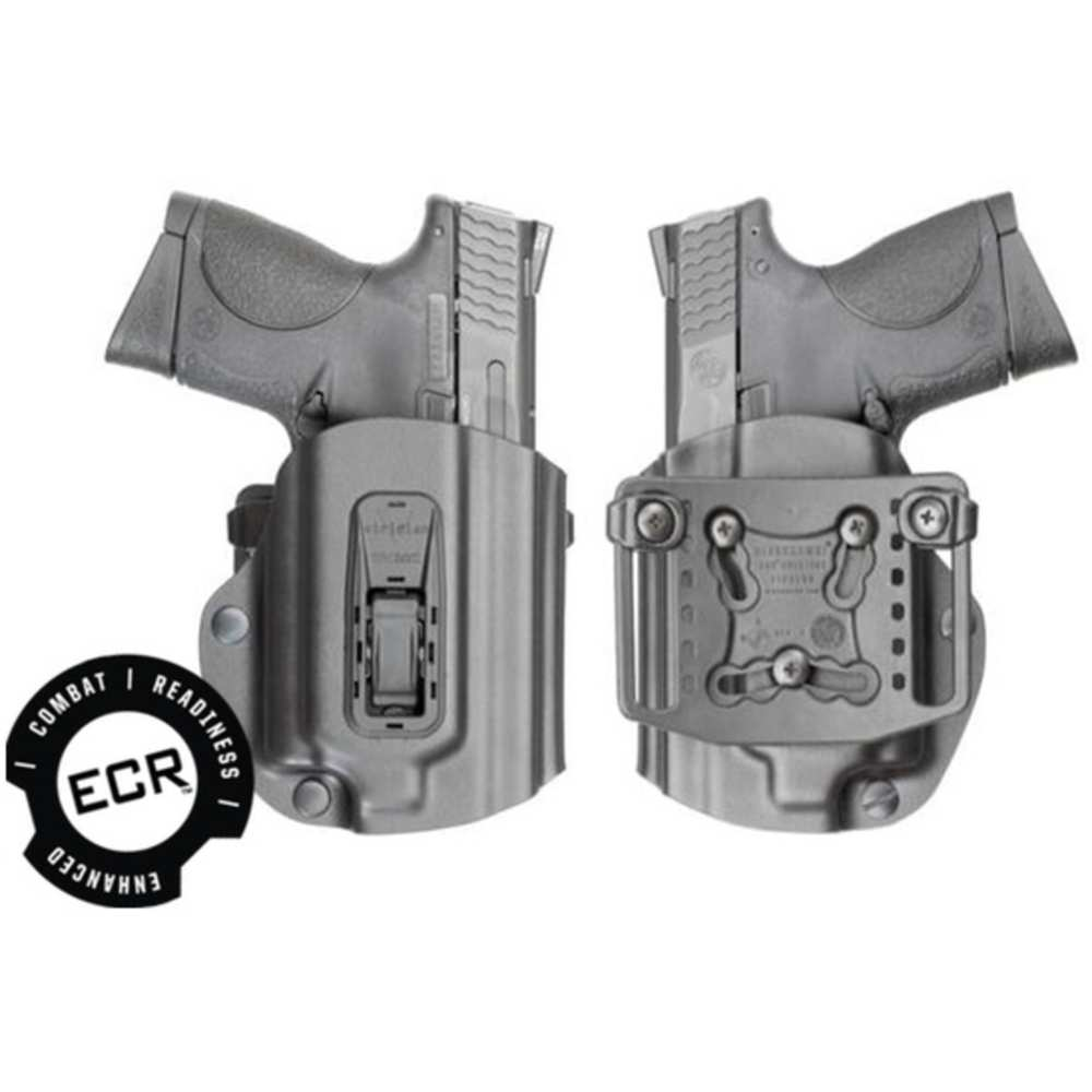 """Viridian 950-0016 TacLoc Laser-Ready Autolock Holster S&W M&P 4"""" with X5L Laser/"""
