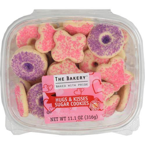 Valentine's XO Cookies