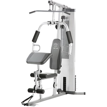 Gold S Gym Xr45 Home Gym Walmart Com