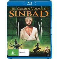 The Golden Voyage of Sinbad (Blu-ray)
