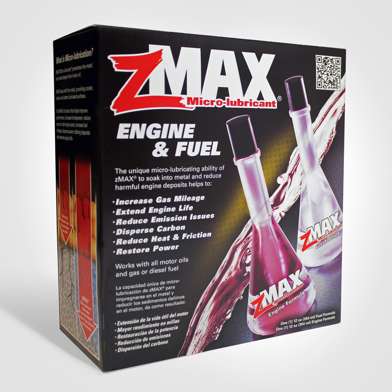 zMAX Engine & Fuel 2 Pack