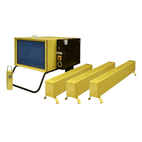 TPI Portable Electric Convection Baseboard Heater with Th...