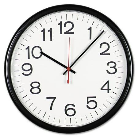 Universal Indoor/Outdoor Clock, 13 1/2
