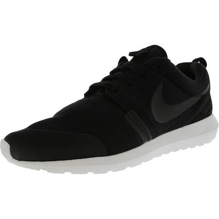 hot sale online 836c3 cc683 Nike Mens Roshe Nm Tp Black  Black-Black Ankle-High Running