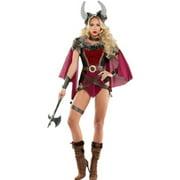 Voluptuous Viking Costume Starline S6083 Burgundy