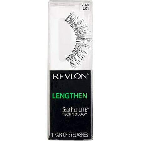 Revlon featherLITE LENGTHEN L01 Eyelashes (91120)
