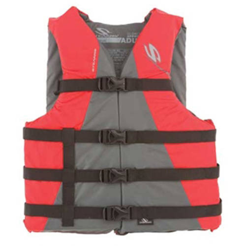 Stearns Adult Watersport Classic Series Vest, Red, Need by COLEMAN