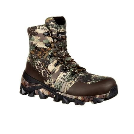 Rocky Men's RKS0327 Mid Calf Boot, Venator Camoflauge, 11.5 M US